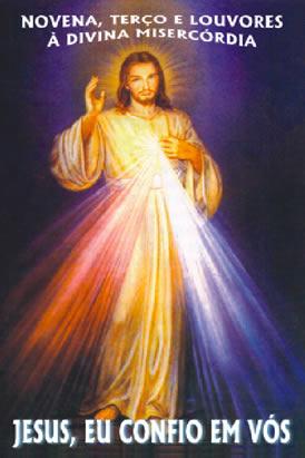 Novena, Terço e Louvores à Divina Misericórdia